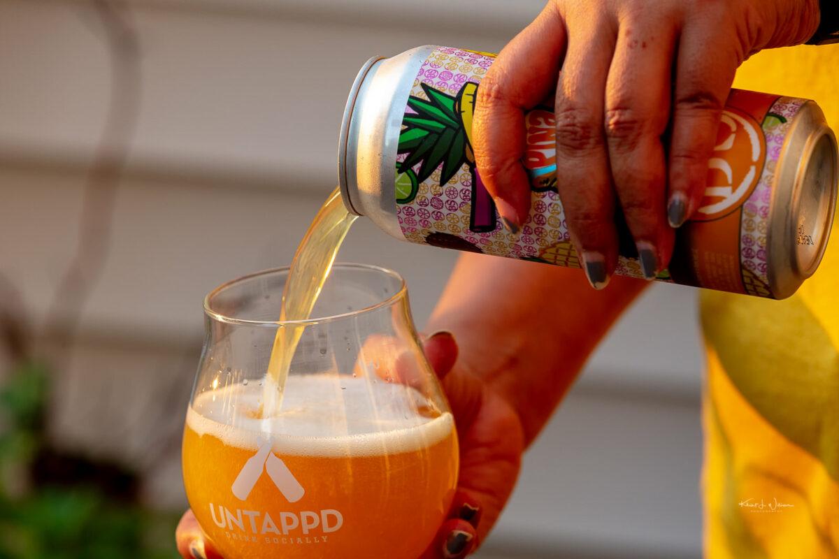 Bolero Snort Brewery's Piña Bullada