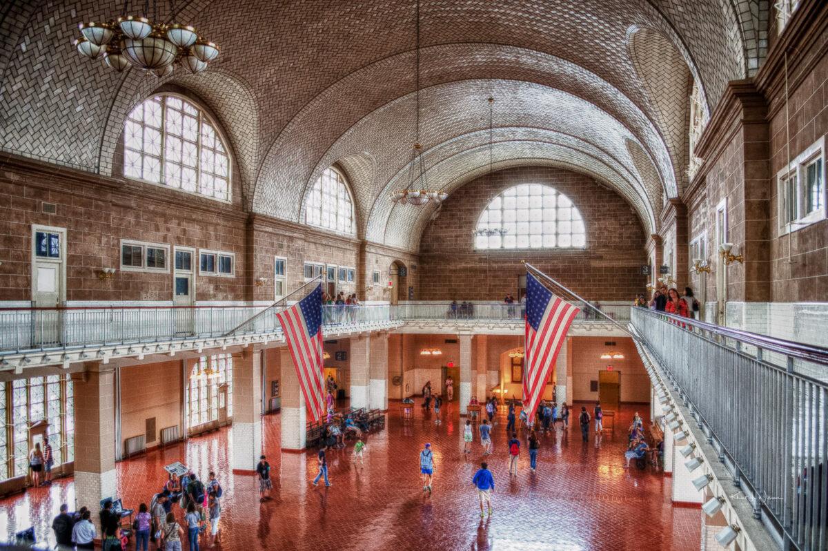 Ellis Island, People
