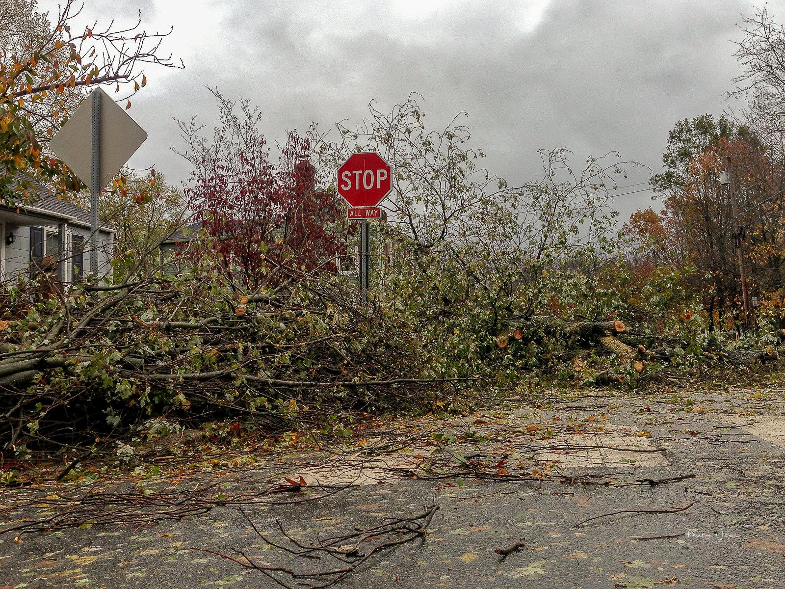 After Sandy Hurricane Sandy iPhone 5 20121030
