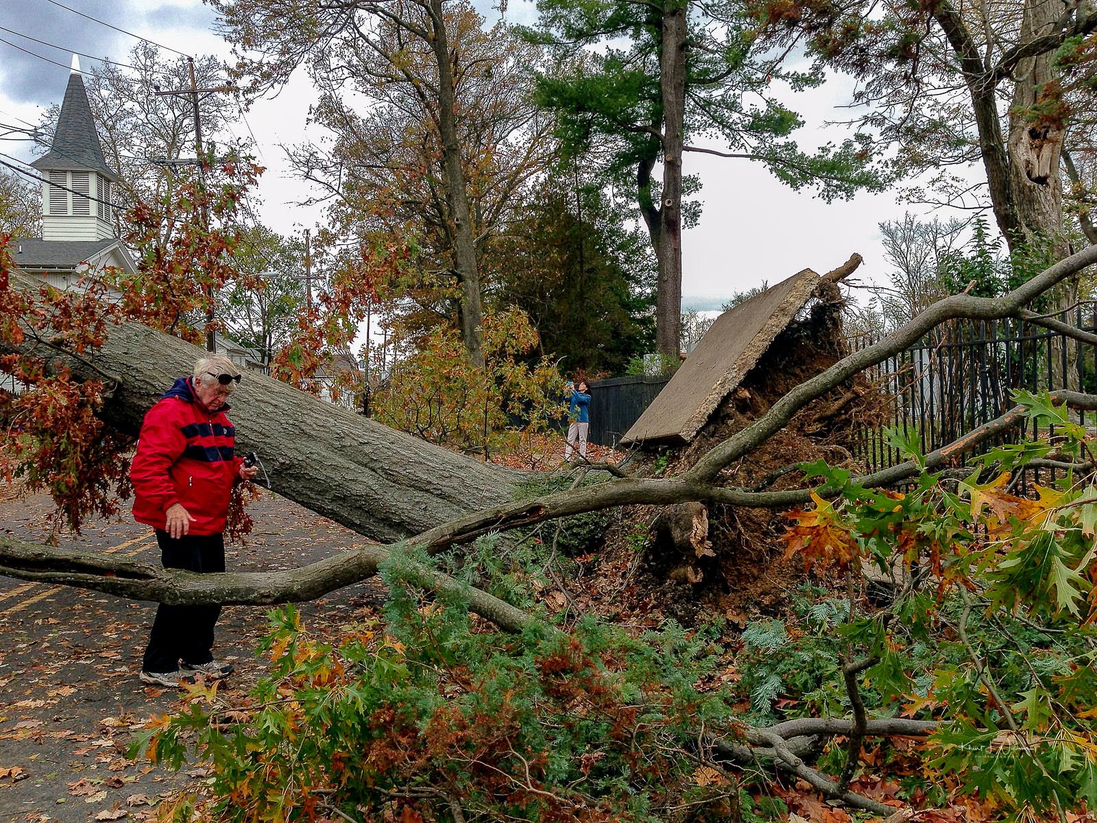 After Sandy Hurricane Sandy iPhone 5 20121031 1