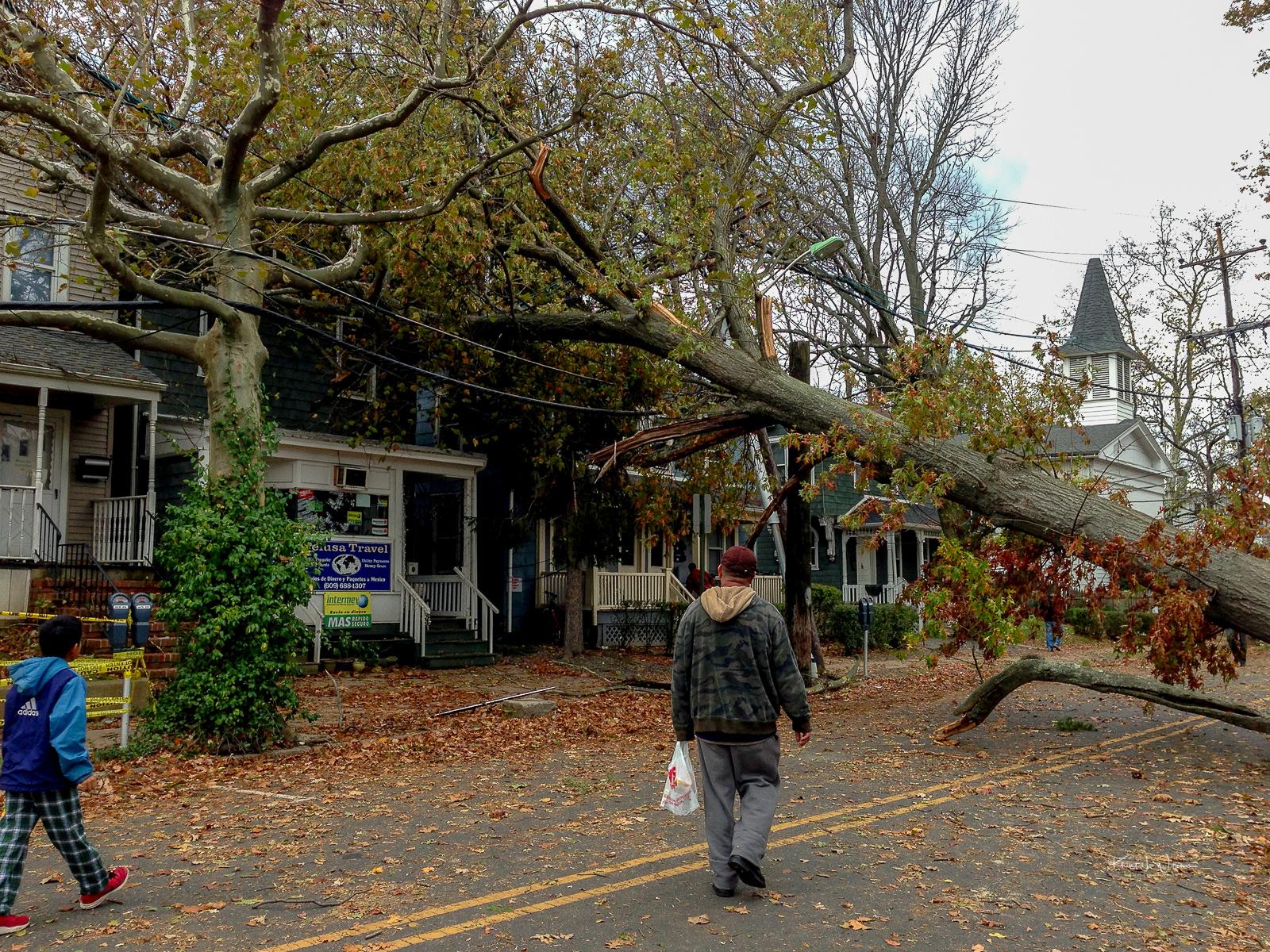 After Sandy Hurricane Sandy iPhone 5 20121031