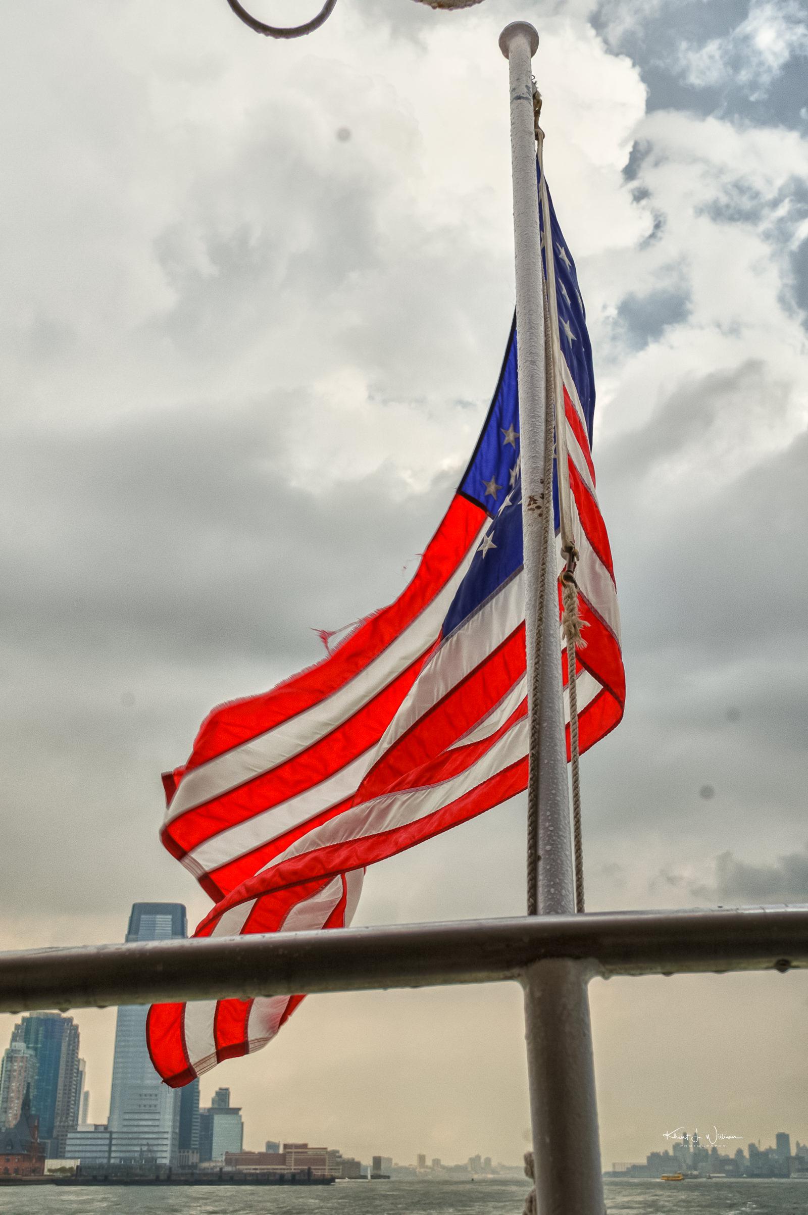 Flag, American, USA