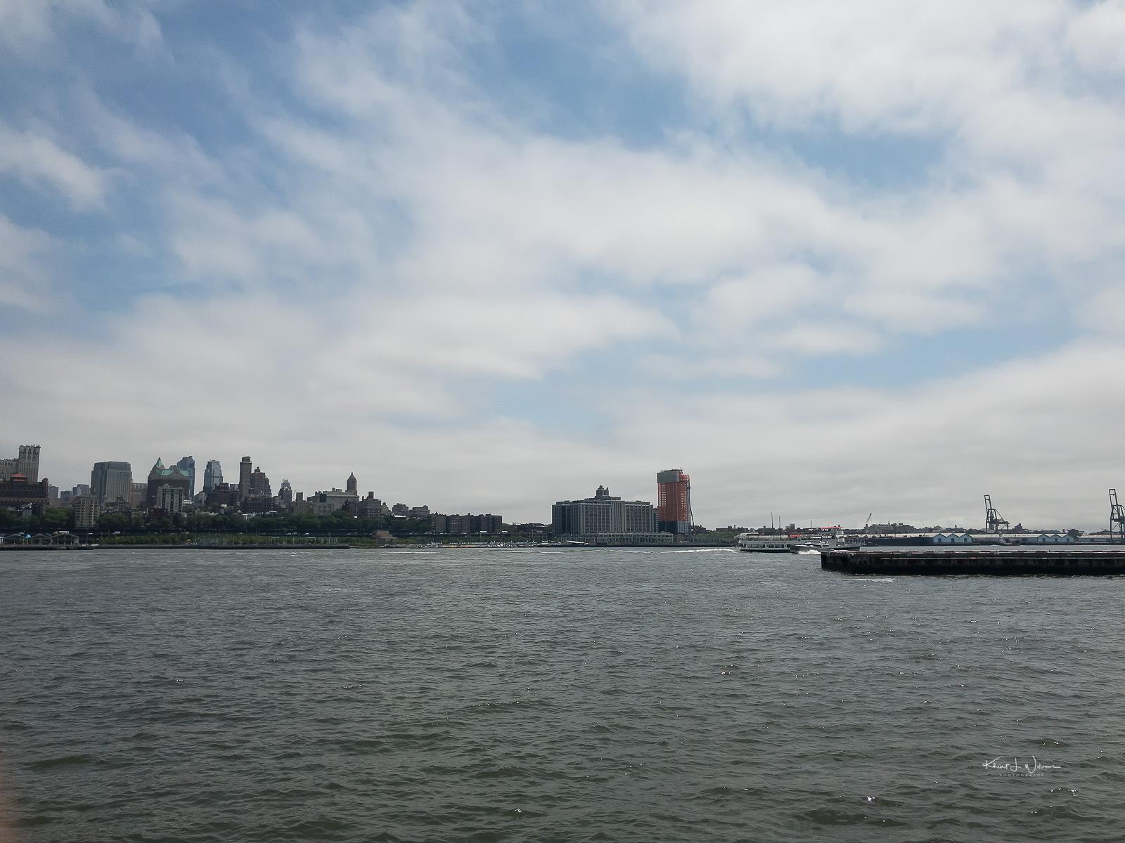 Manhattan, NY Waterway Ferry ,Wall St, Pier 11 Terminal
