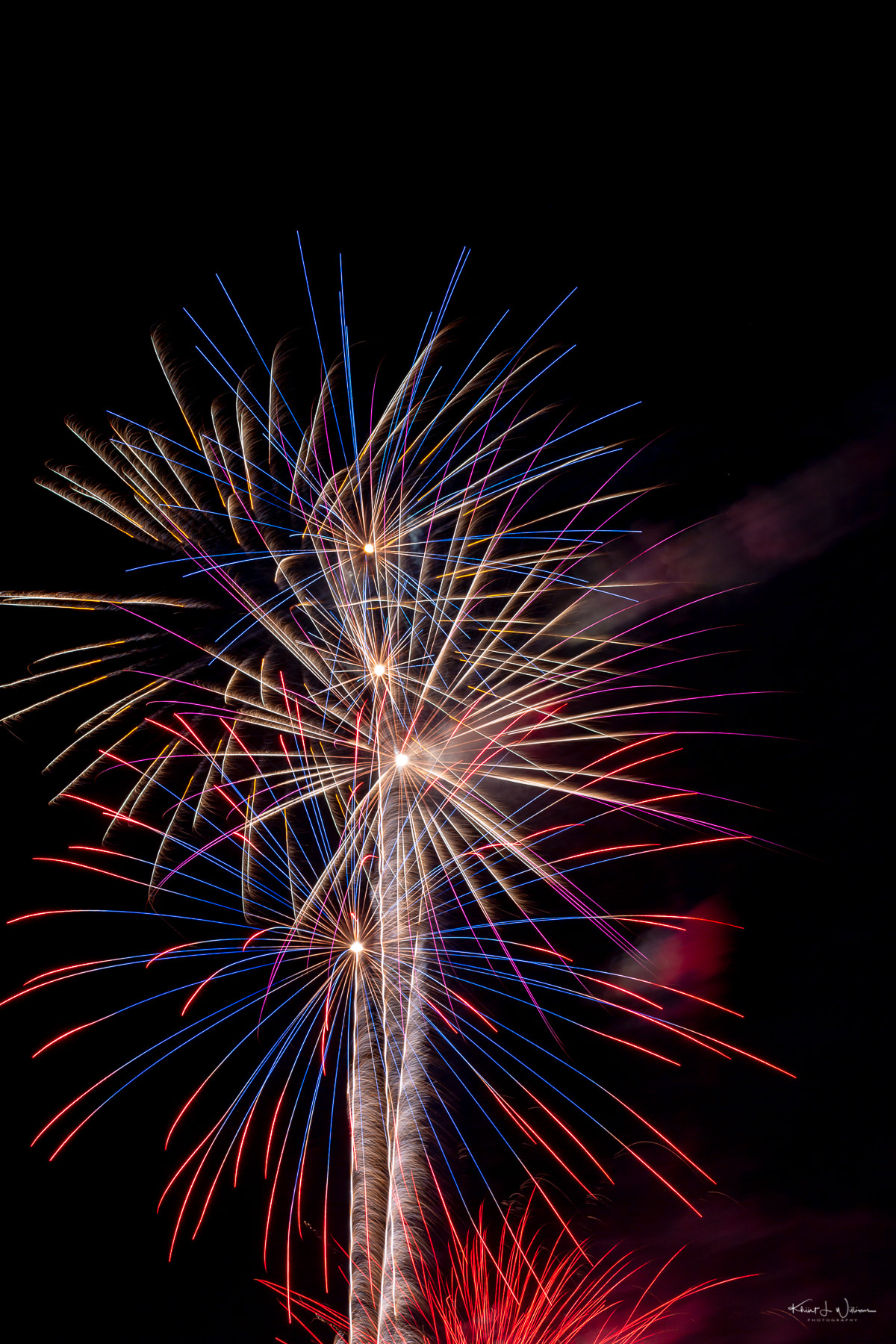 2018 Montgomery Township United States Independence Day Fireworks at the Montgomery High School Canon EOS 5D Mark III 20180628