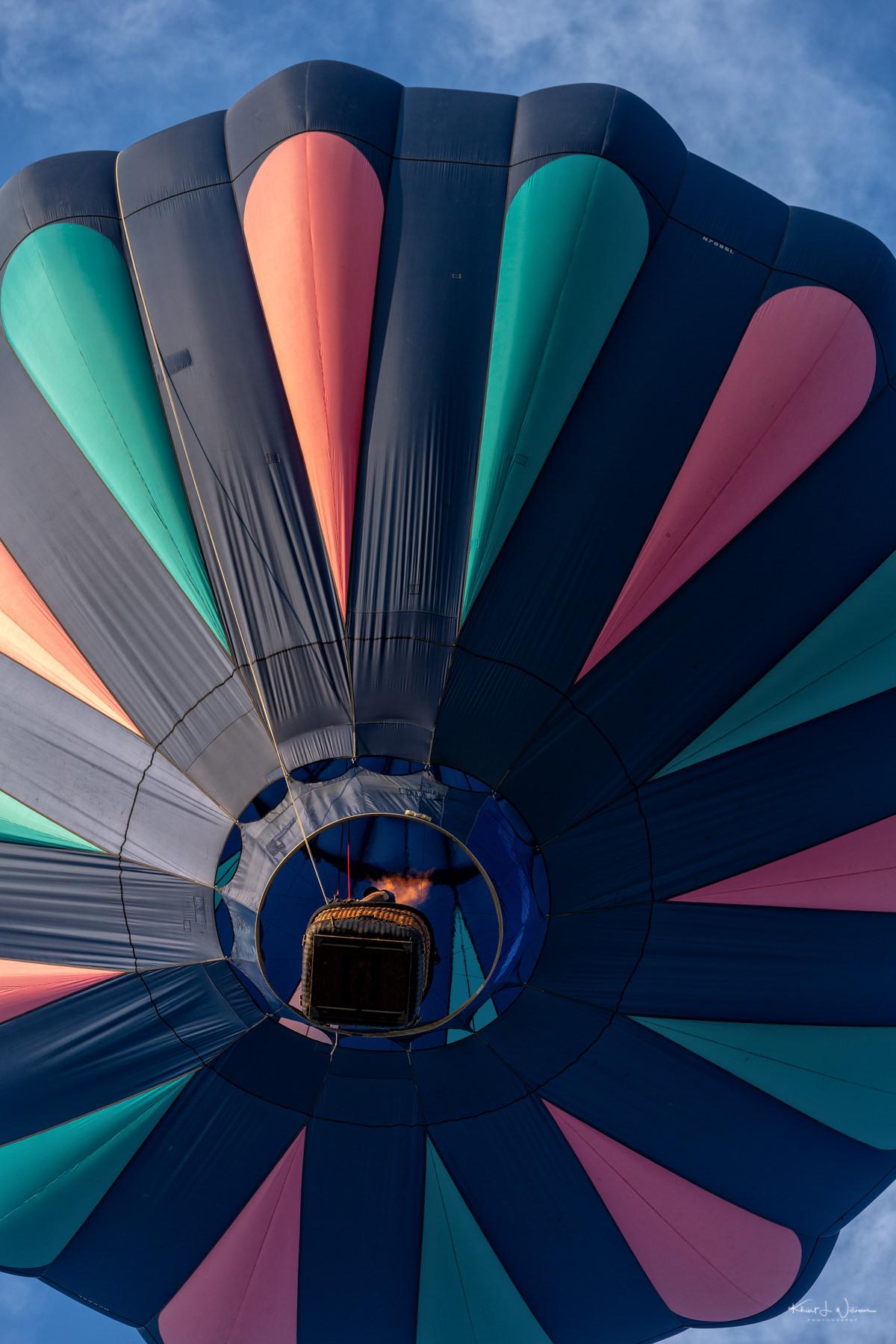 QuickChek Festival of Ballooning pre festival Media Launch