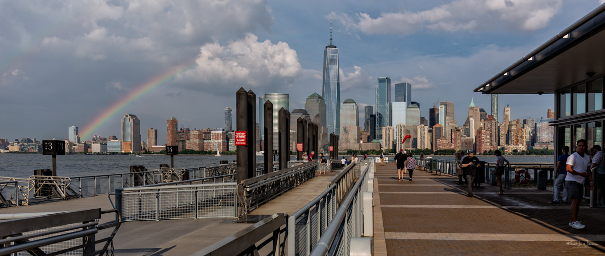 By land and by water; a field trip to the lower Manhattan cityscape The Lower Manhattan Cityscape Canon EOS 5D Mark III 20180728 7129 Edit blog 1