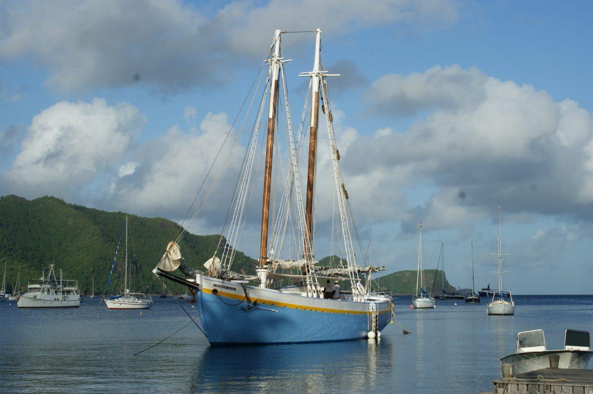 Friendship Rose, Ship, Schooner