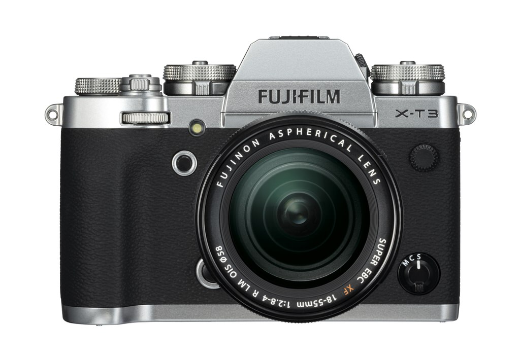 Fujifilm X-T3, Digital Camera, Silver