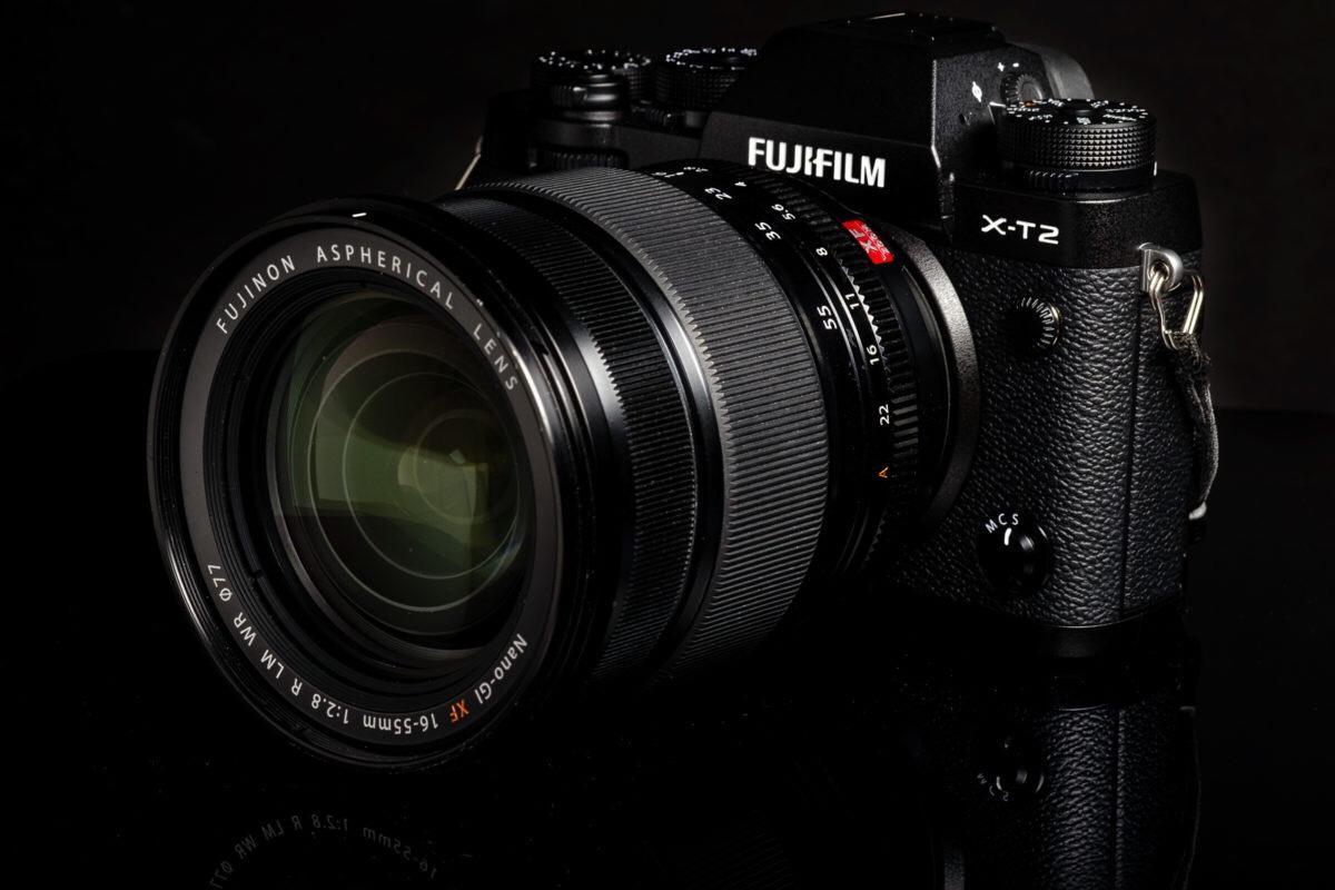 Fujifilm X-T2, Camera, Fujinon XF16-55mm F2.8 R LM WR, Lens