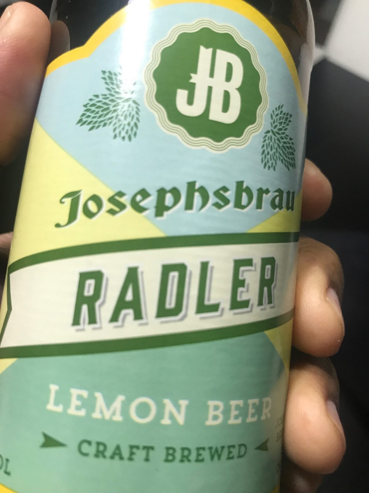 16af74cc7354 I am in drinking Radler by Trader Joe s (JosephsBrau)