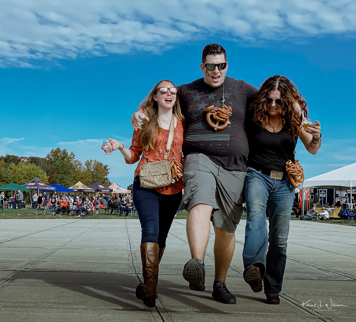 Central Jersey Beer Fest, Mercer County Park, West Windsor, New Jersey