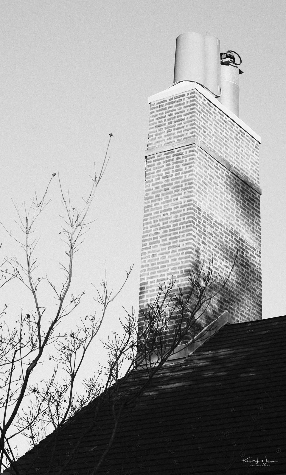 Chimney, Nassau Inn, Palmer Square, Princeton
