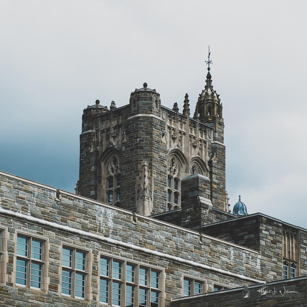 Firestone Library, Princeton University
