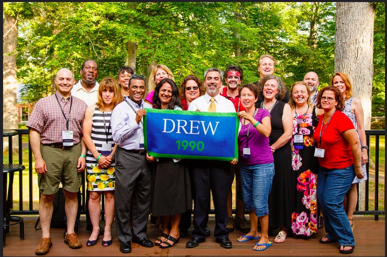 Drew University College of Liberal Arts Class of 1990 Reunion