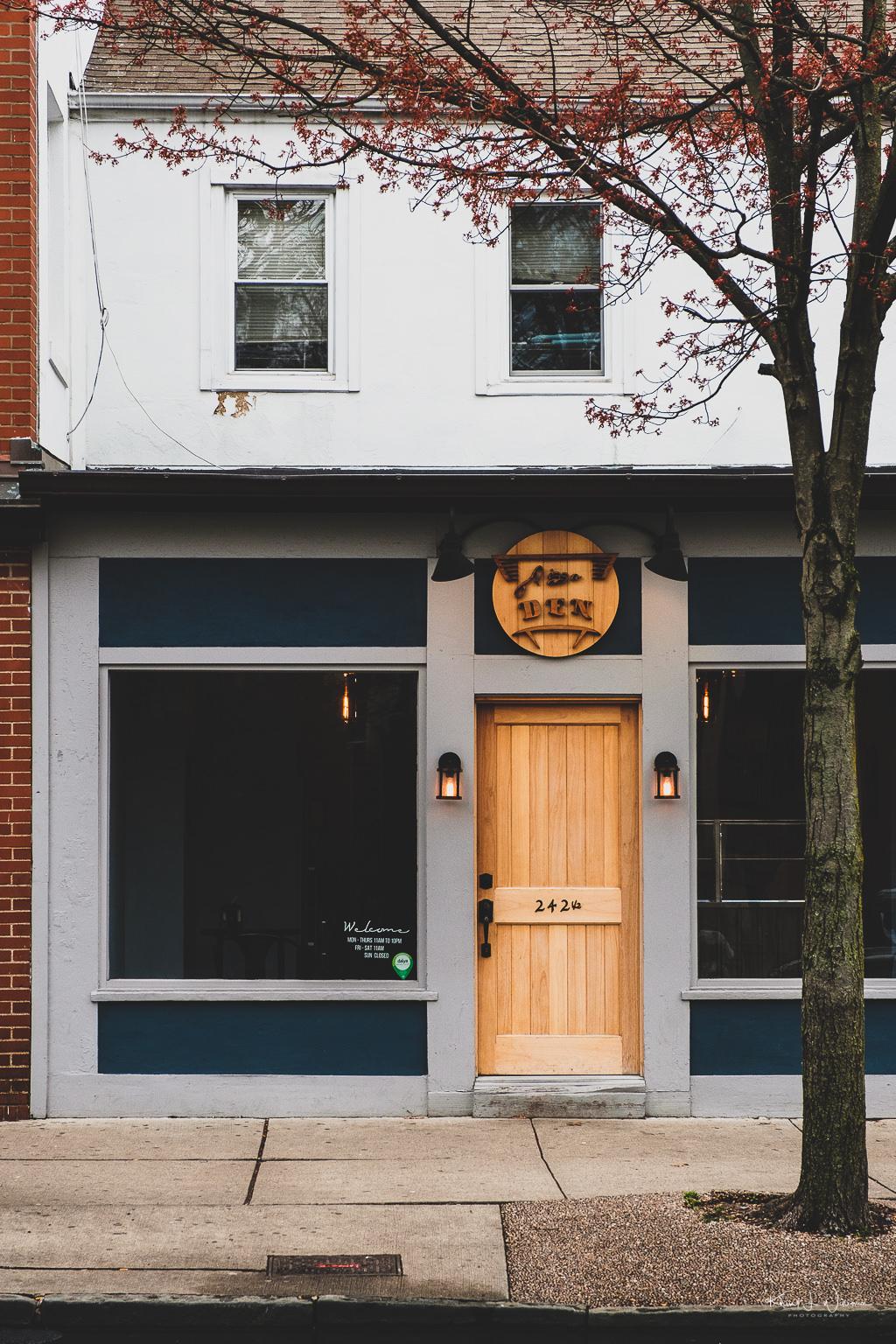 Den, Nassau Street, Princeton, New Jersey