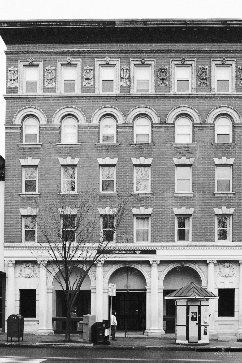 Caesar Trent's Property at 90 Nassau Street in Princeton