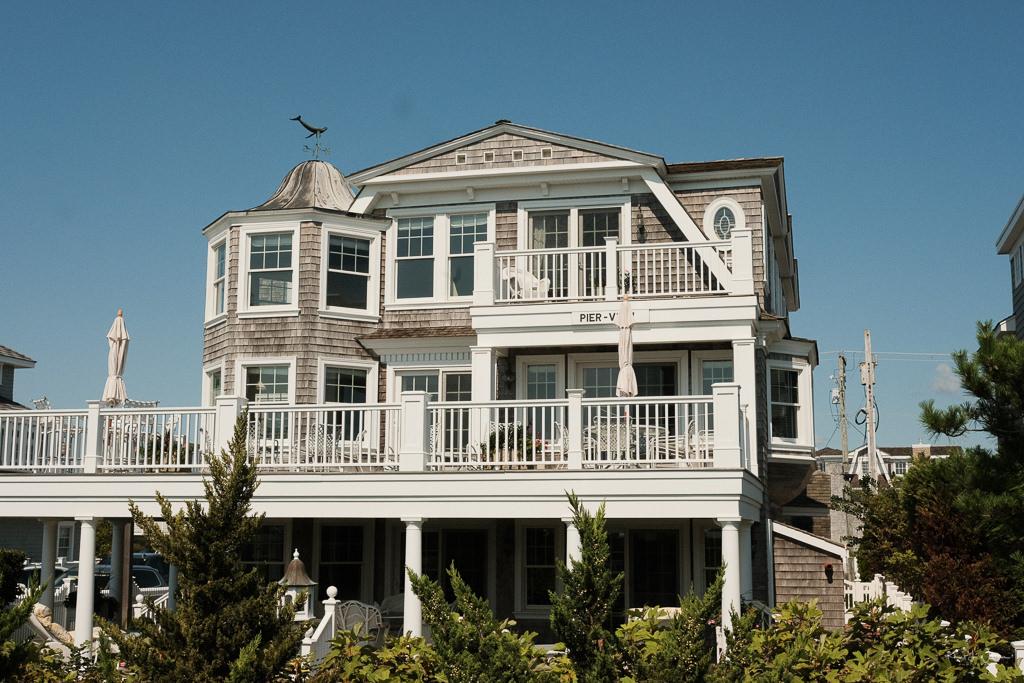 View from Avalon Beach Boardwalk