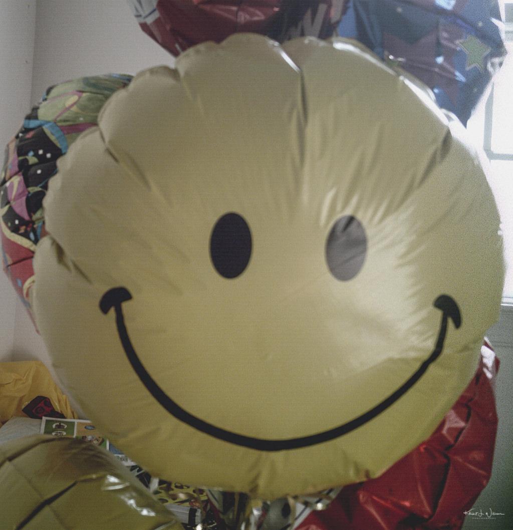 smiley face saloon