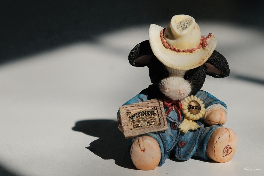 bull figurine