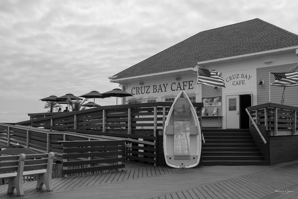 Cruz Bay Cafe