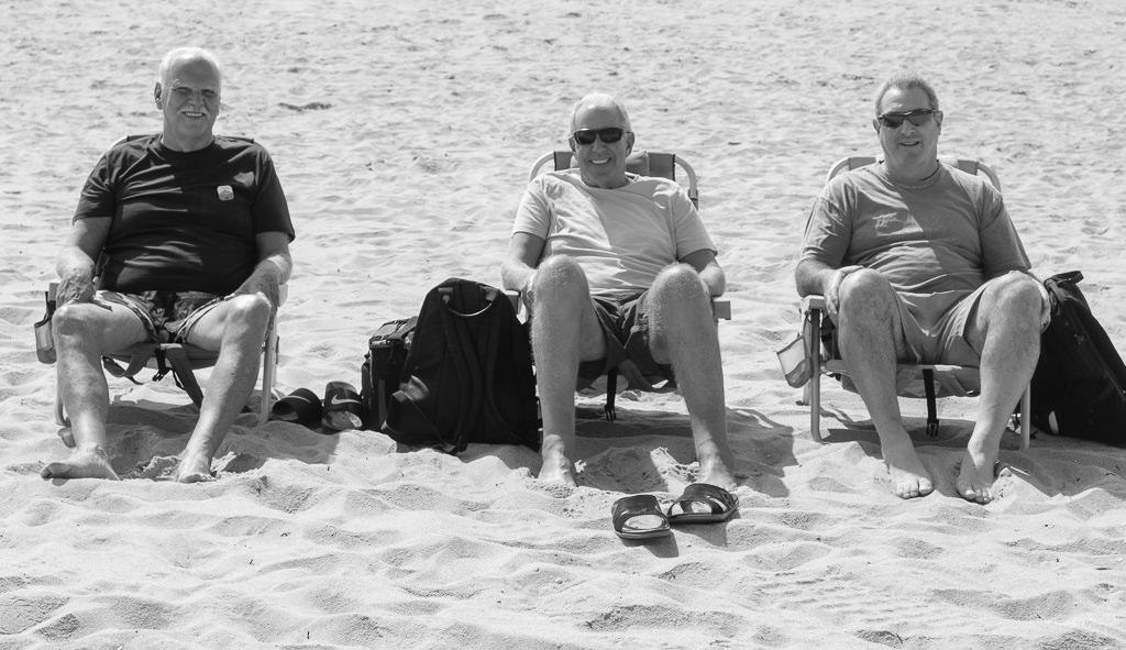 The Bradley Beach Trio?