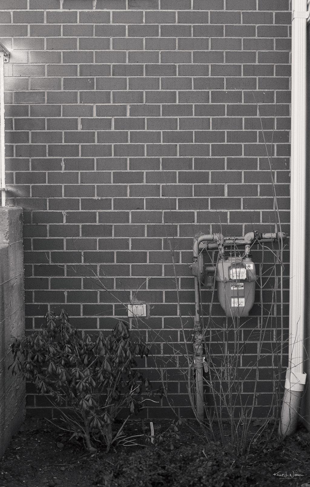 outdoor water meter
