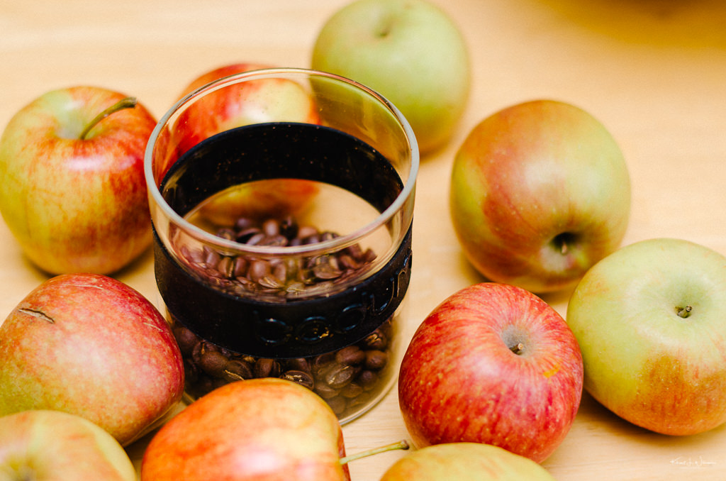 Bodum, Grinder, Coffee Beans, Apples