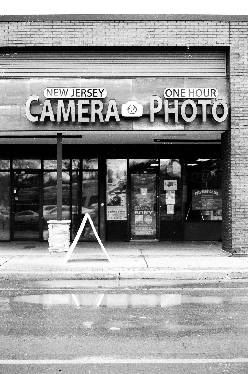 New Jersey Camera and One Hour Photo