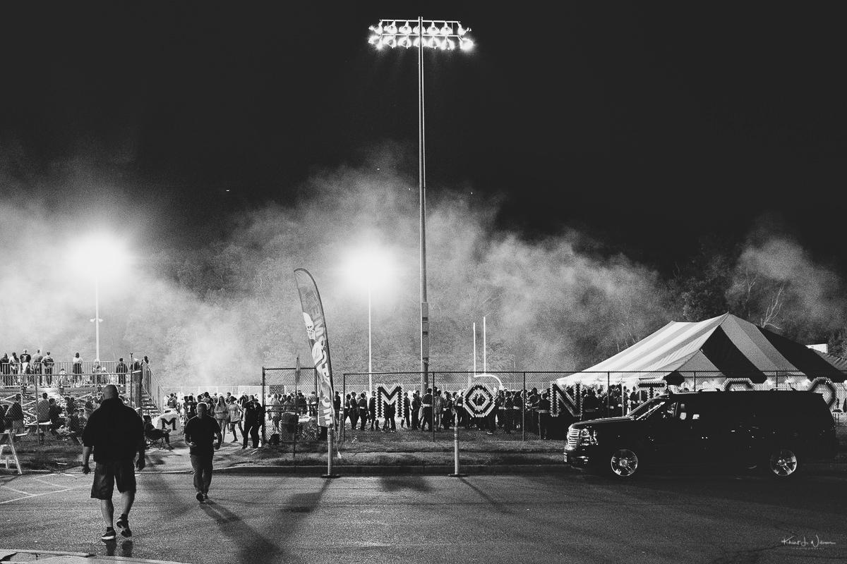Friday Night Football, Montgomery Highschool