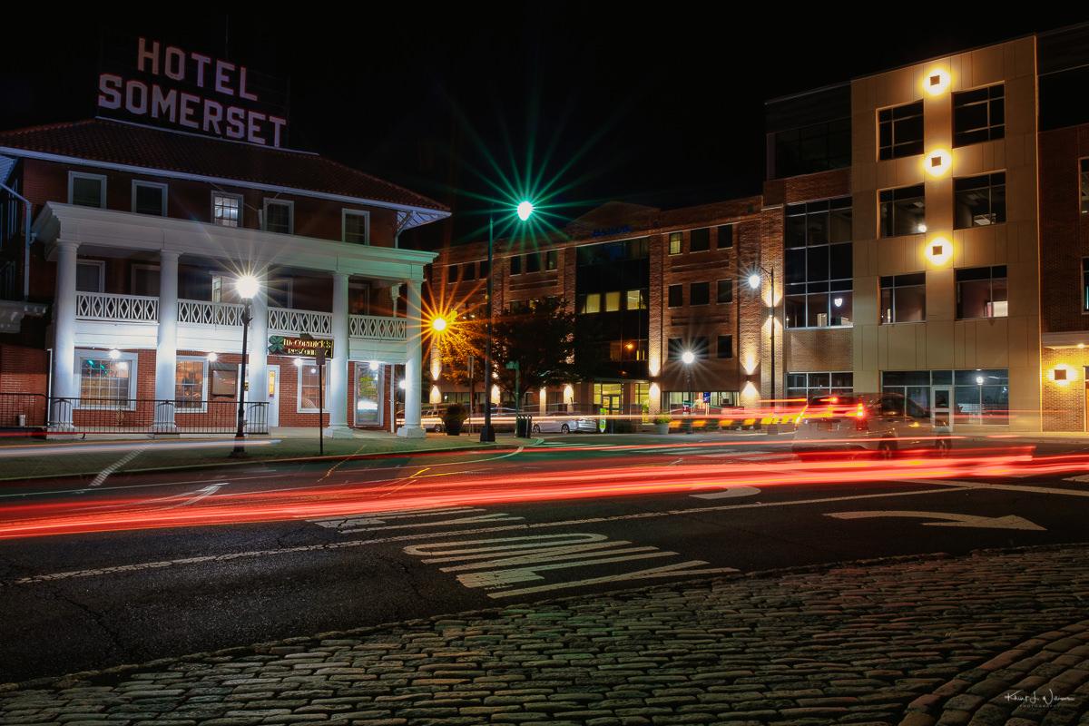 Hotel Somerset, Somerville
