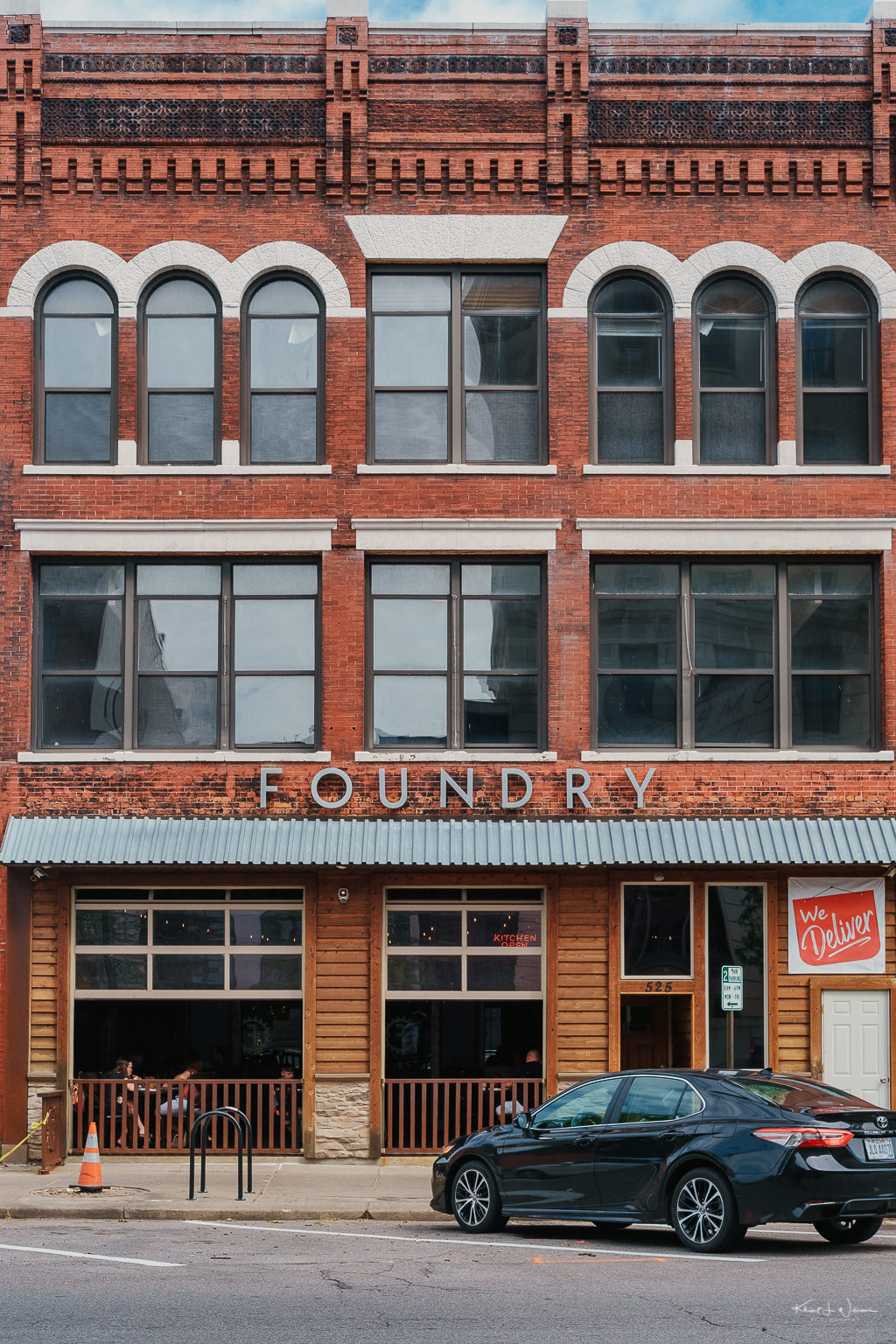 Foundry Kitchen and Bar