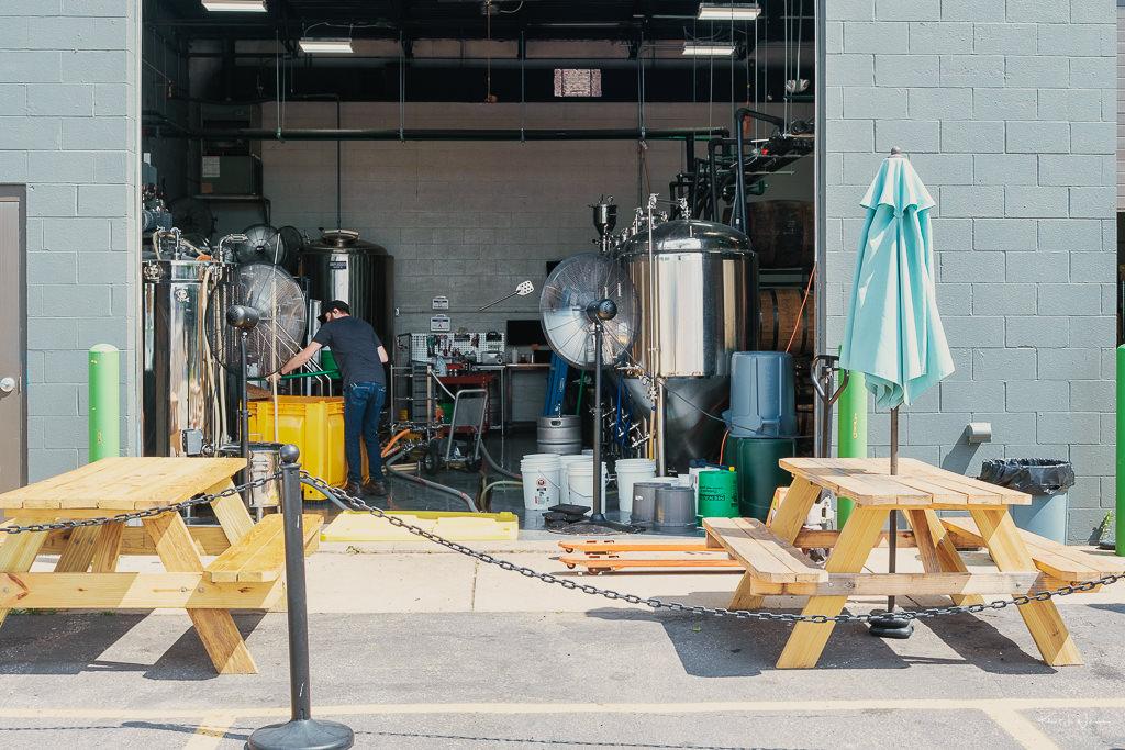 Unplugged Brewing Company
