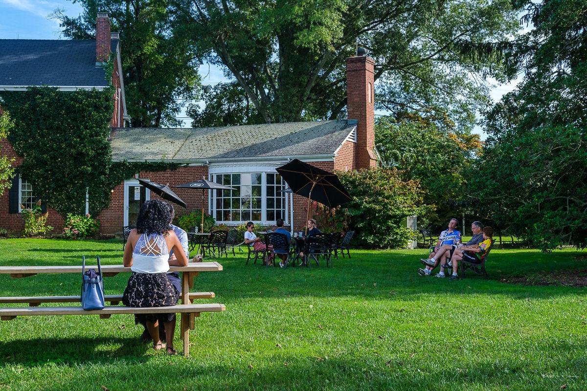 Brick Farm Tavern